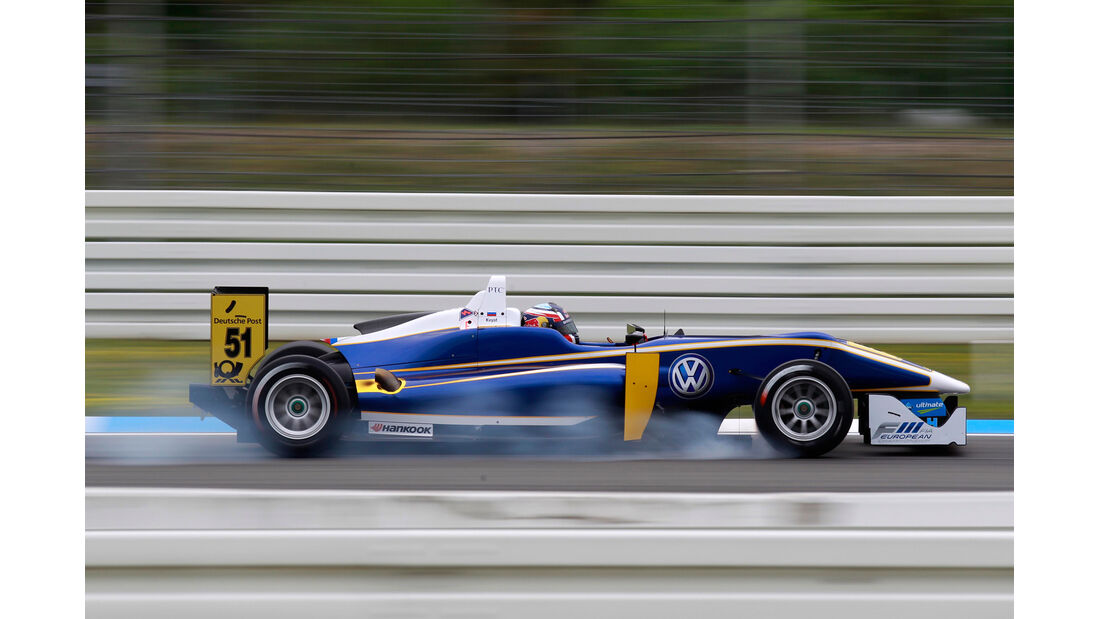 Kyvat - Formel 3 Hockenheim 2013