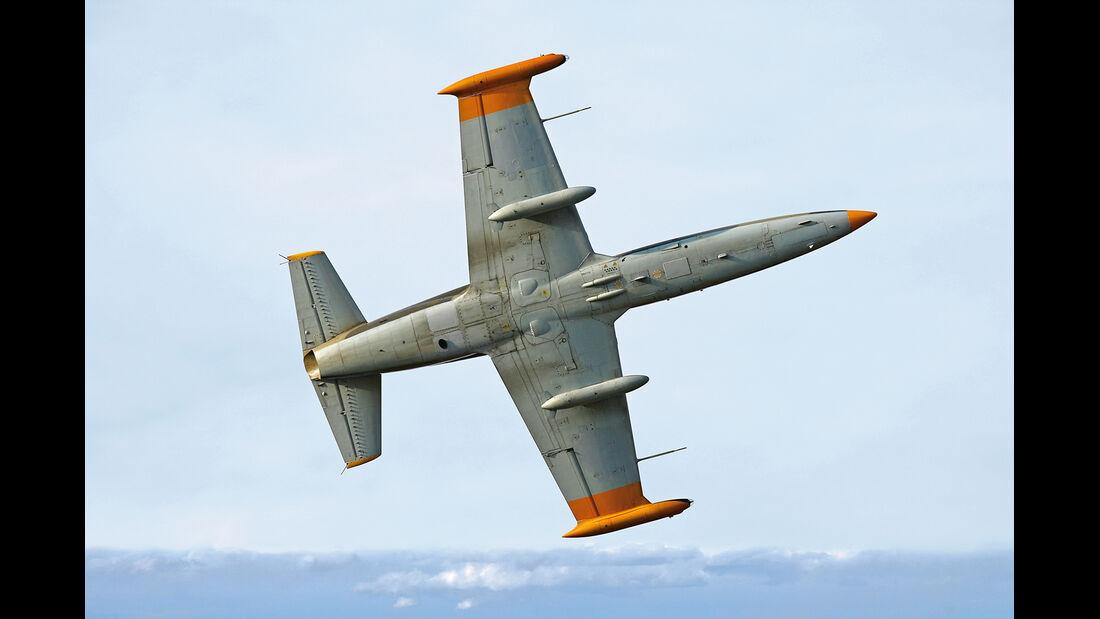 L-39 Albatros, Flugmanöver