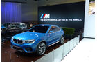 L.A. Auto Show, Messerundgang