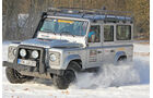 LAND ROVER DEFENDER Bolivia 2012