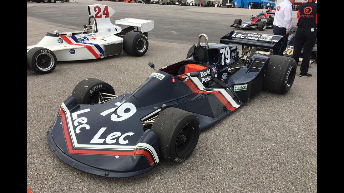 LEC CRP1 - F1 Klassiker - Austin - GP USA 2016
