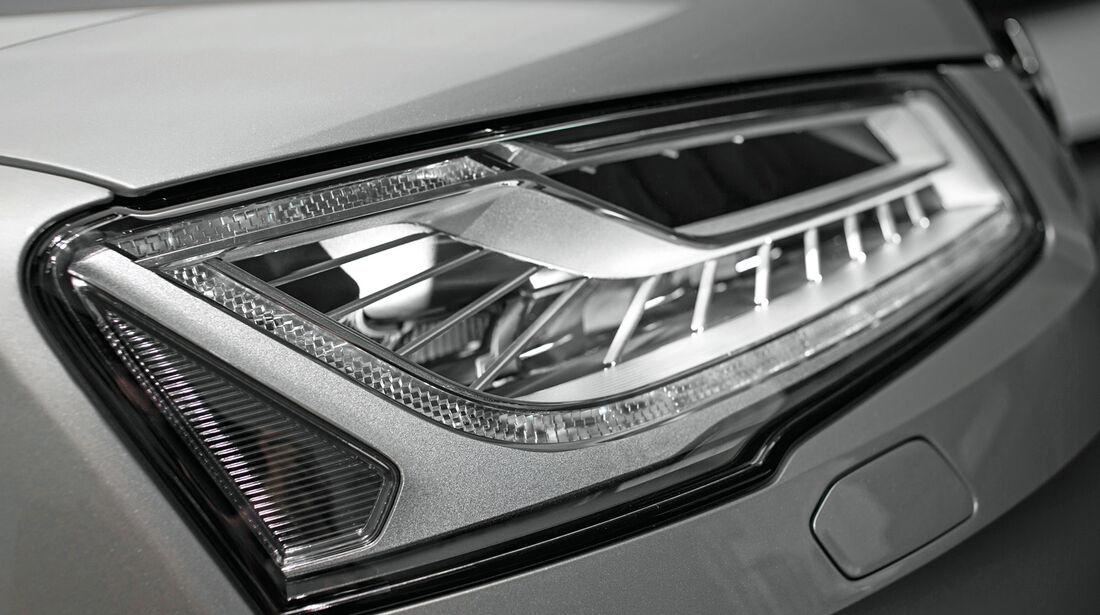 LED-Licht, Audi