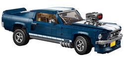 LEGO Creator Expert Ford Mustang, Sperrfrist 22.2.2019, 15 Uhr