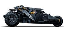 LEGO DC Batman Batmobile Tumbler