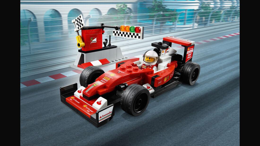 LEGO Speed Champions: Scuderia Ferrari SF16-H