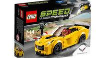 LEGO Speed Champions Set - sieben Autolegenden