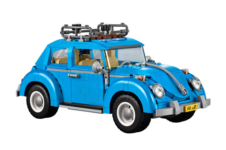 lego vw k fer klassiker als kl tzchen kit auto motor. Black Bedroom Furniture Sets. Home Design Ideas
