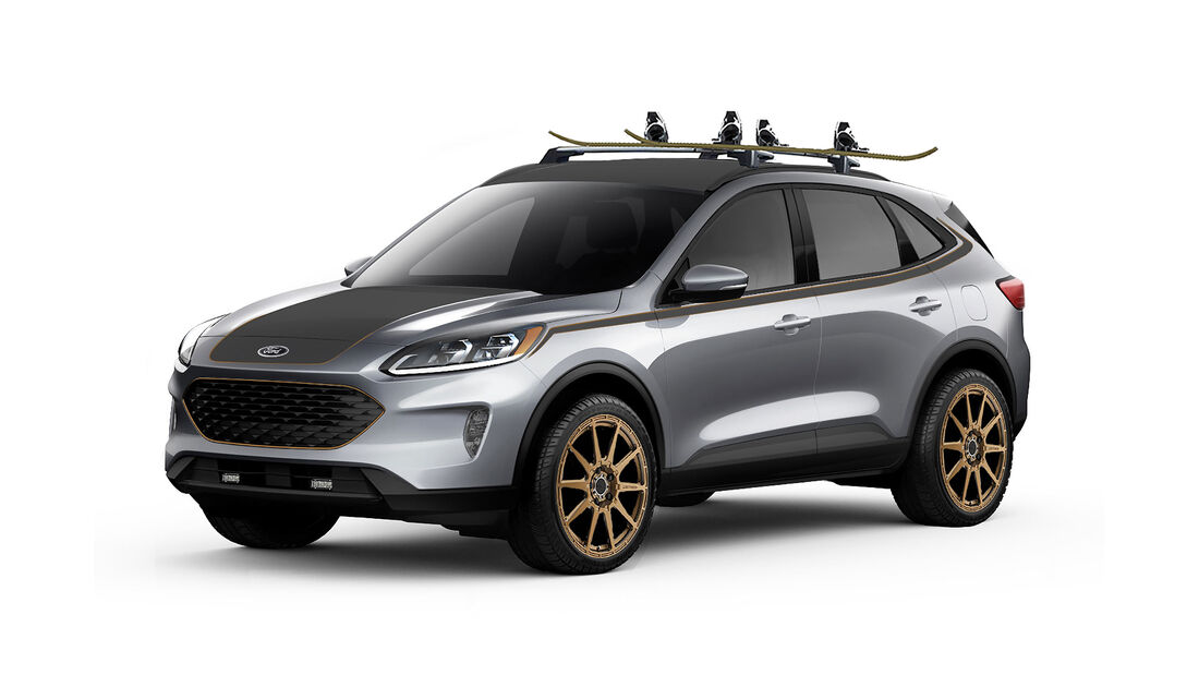 LGE-CTS Motorsports Urban Ford Escape