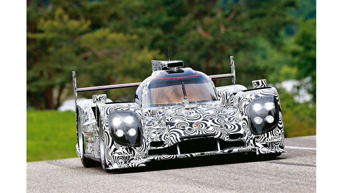 LMP-Reglement, Porsche
