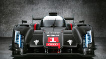 LMP1- Audi R18 e-tron Quattro, Frontansicht