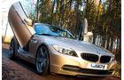 LSD-Türbeschläge für den BMW Z4