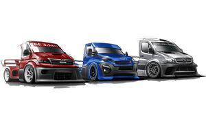 LT4 Cup - Transporter-Racing