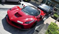 La Ferrari - Carspotting - GP Abu Dhabi 2018