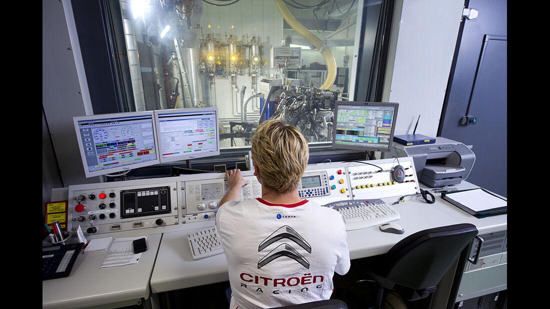 Labor Fertigung Citroen DS3 WRC