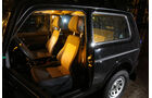 Lada 4x4 Urban, Fahrersitz