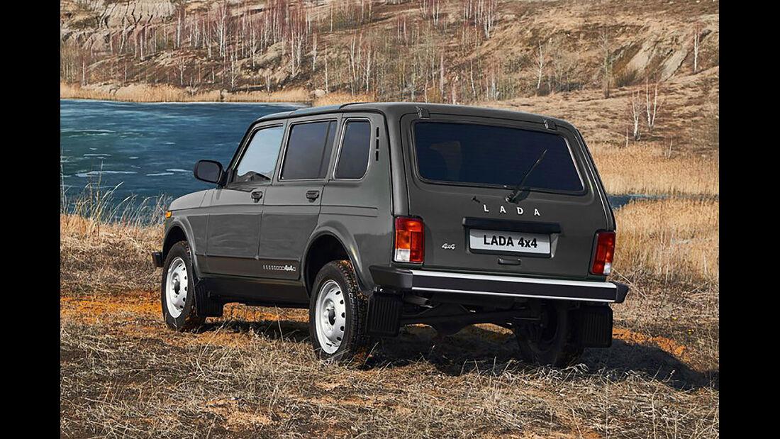 Lada 4x4 Urban Langversion