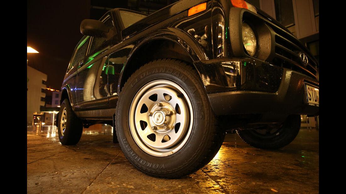 Lada 4x4 Urban, Rad, Felge