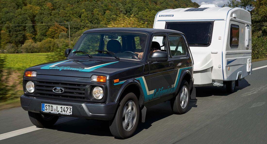 Lada 4x4 Urban mit Niewiadow N 126 NT
