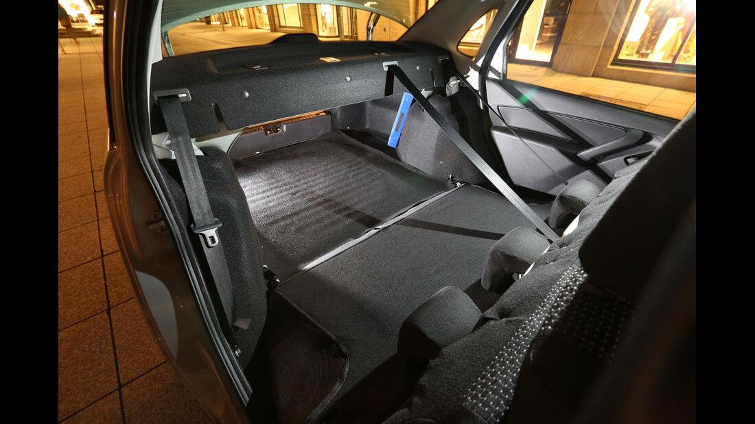Lada Granta, Kofferraum