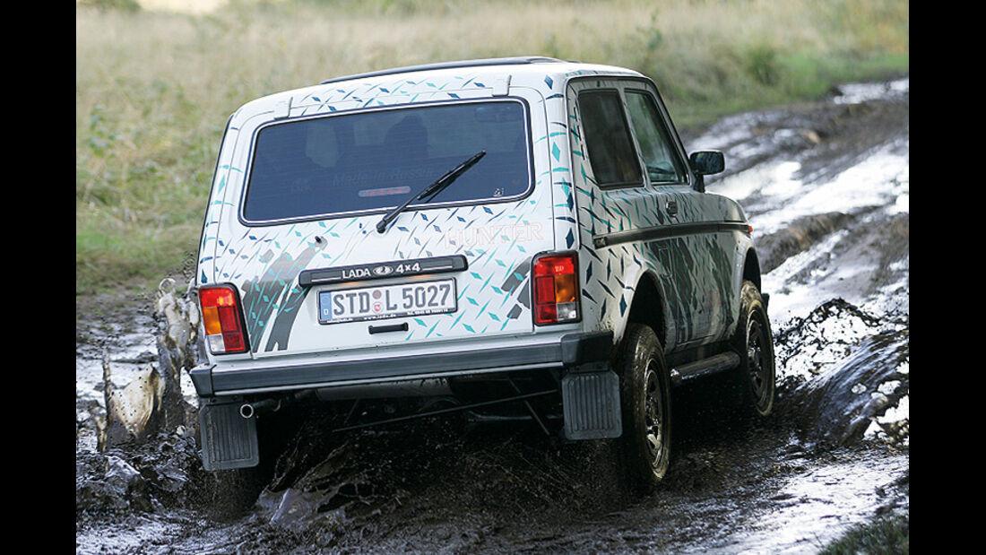 Lada Niva 4x4 1.7