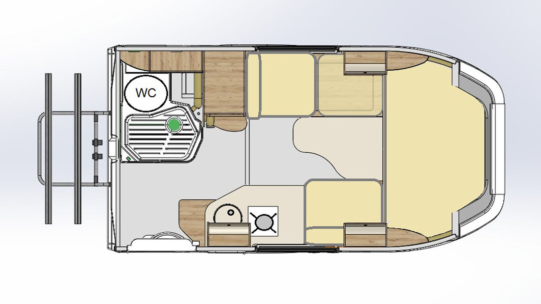 Lada Niva Camper Wohnmobil