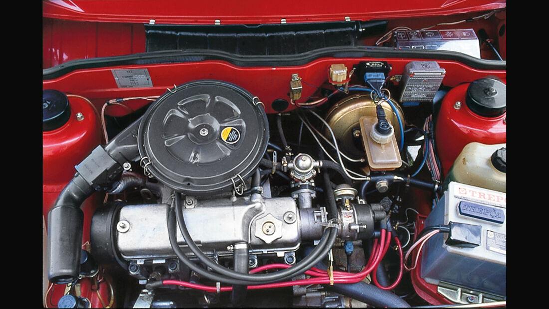 Lada Samara, Motor