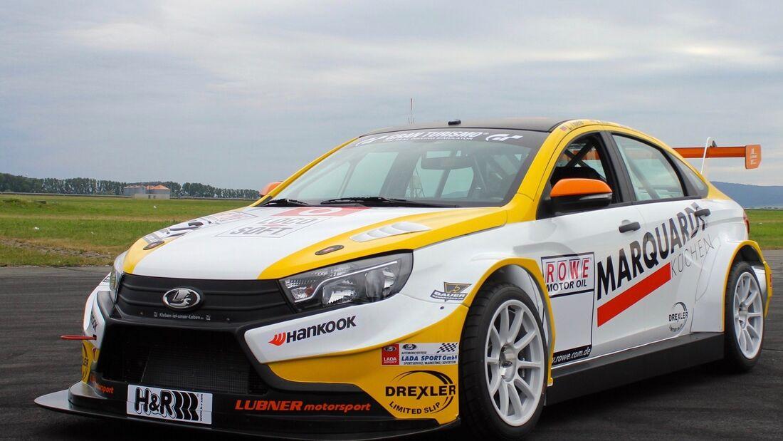 Lada Vesta TCR - VLN - Lubner Motorsport