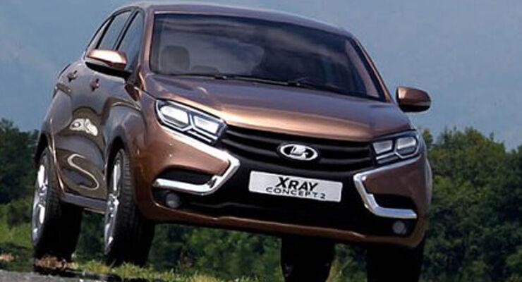 Lada X-Ray Concept 2