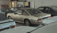 Lagerhalle Opel Manta
