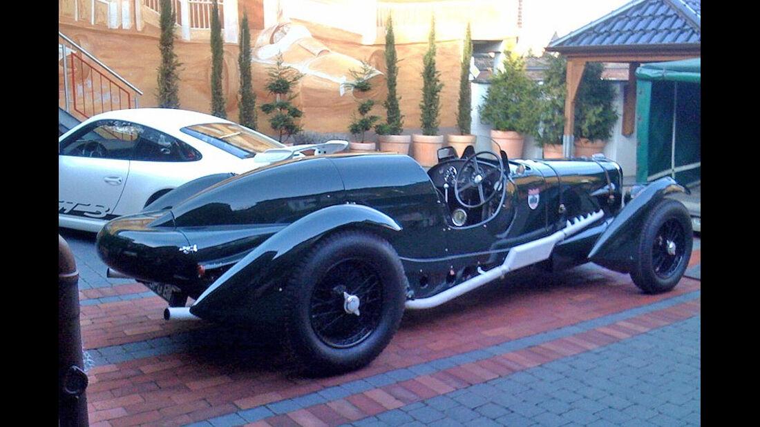 Lagonda V 12 Le Mans
