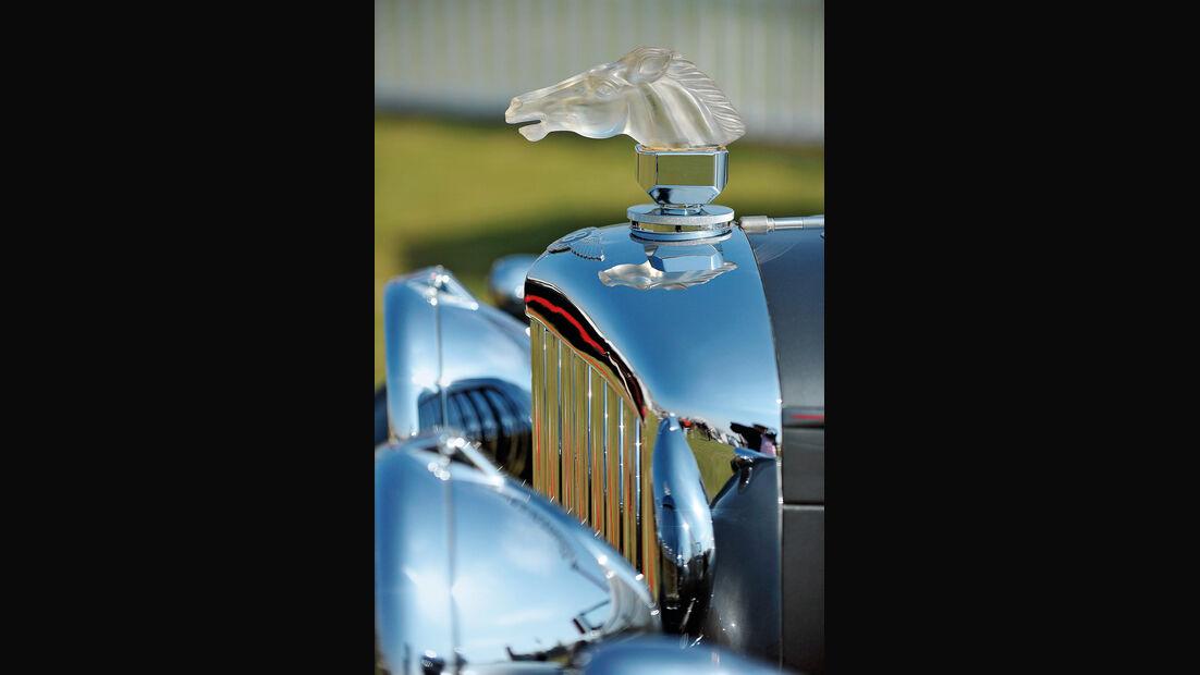 Lalique, Specialanfertigung, Kühlerfigur