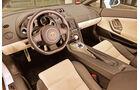 Lamboghini Gallardo LP 550-2, Cockpit, Lenkrad