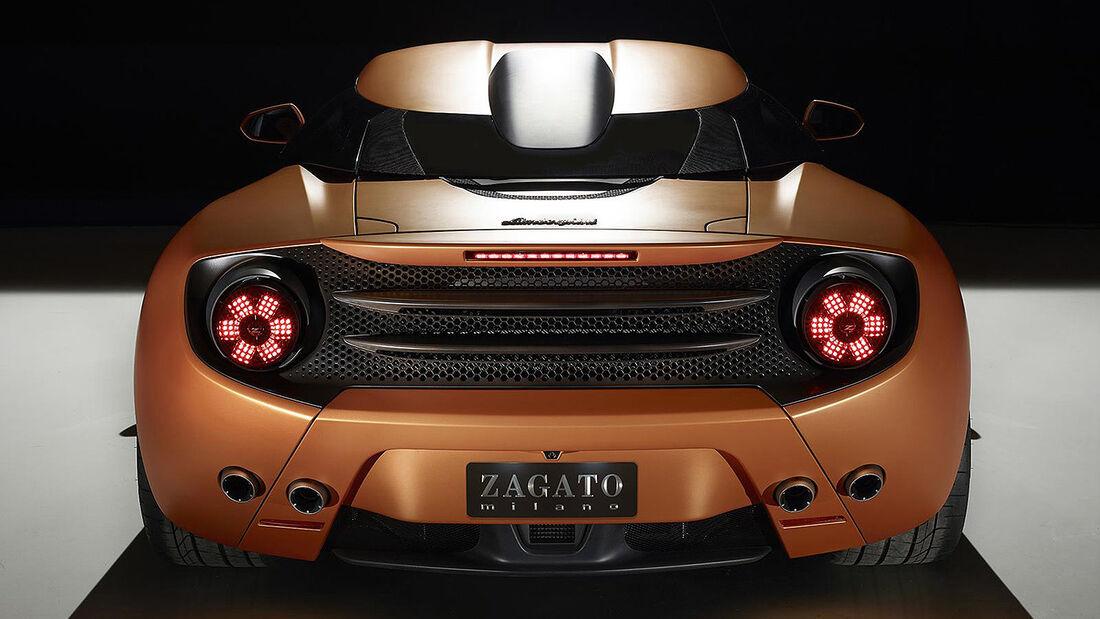 Lamborghini 5-95 Zagato