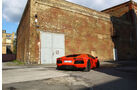 Lamborghini Aventador LP 700-4, Heck