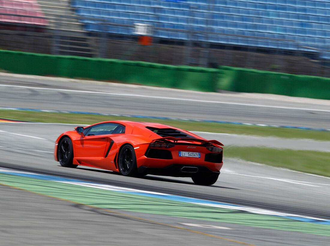 Lamborghini Aventador Schlüssel