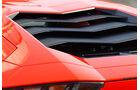 Lamborghini Aventador LP 700-4, Heckscheibe