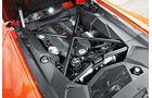 Lamborghini Aventador LP 700-4, Motor