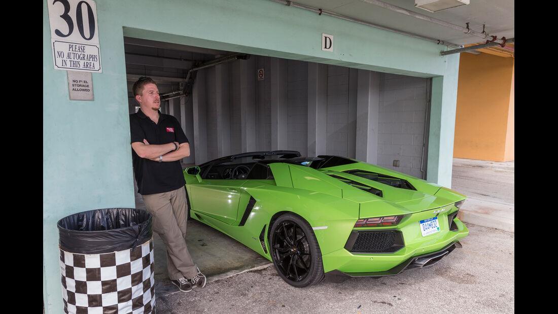 Lamborghini Aventador LP 700-4 Roadster, Heck, Jens Dralle