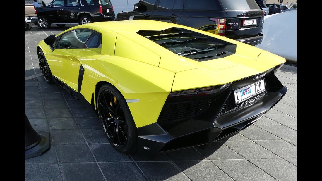 Lamborghini Aventador LP 720-4 - Carspotting - GP Abu Dhabi 2016