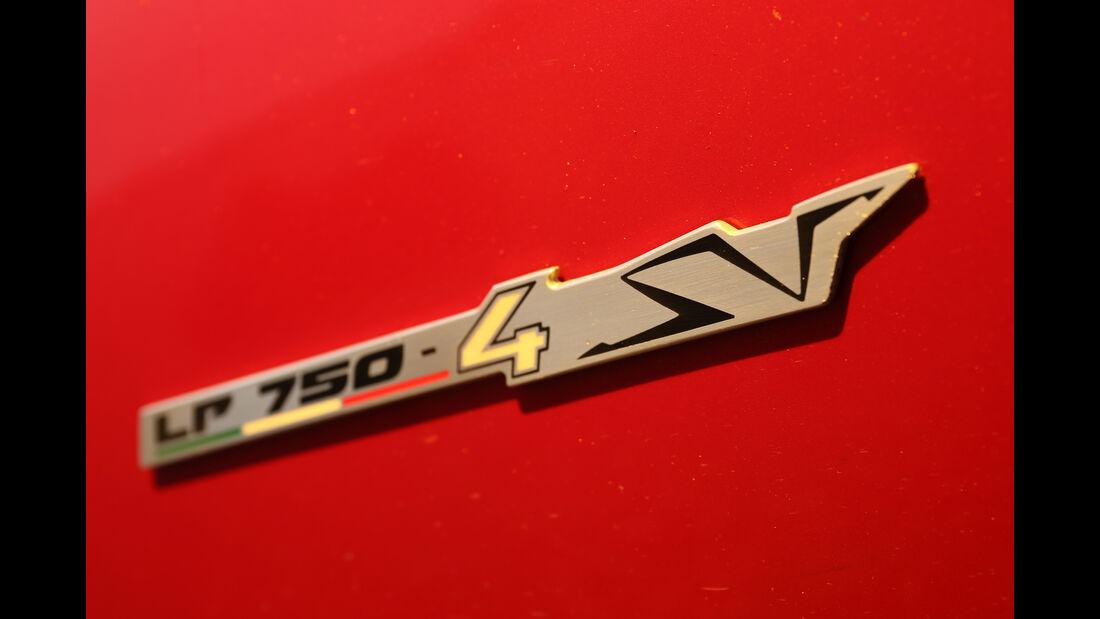 Lamborghini Aventador LP 750-4 Superveloce, Typenbezeichnung