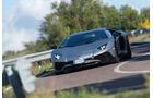 Lamborghini Aventador LP750  SV, Frontansicht