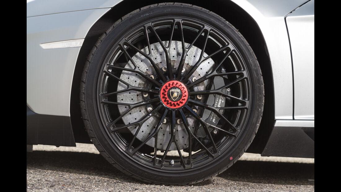 Lamborghini Aventador LP750  SV, Rad, Felge