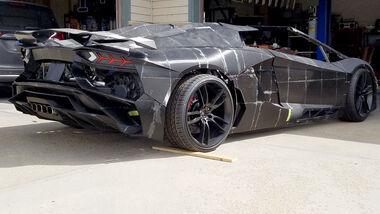 Lamborghini Aventador Nachbau - Backus Sterling - 2019