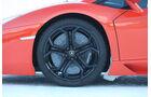 Lamborghini Aventador, Rad, Felge