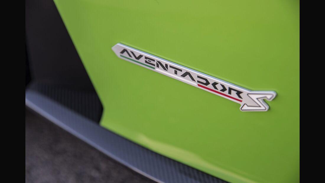Lamborghini Aventador S, Fahrbericht, 01/2017