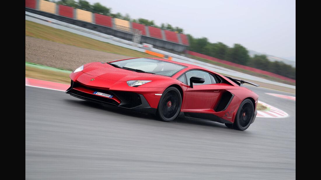 Lamborghini Aventador SV 2015