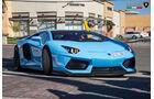 Lamborghini Aventador - Supercar-Show - Newport Beach - Oktober 2016