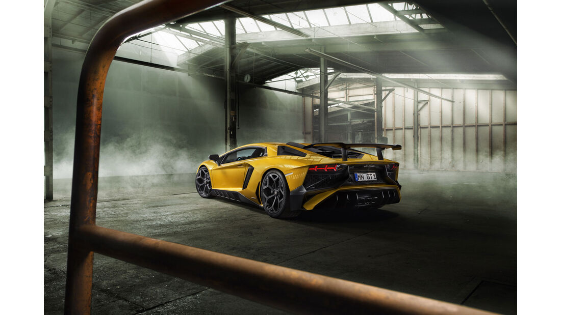 Lamborghini Aventador / Torado by Novitec
