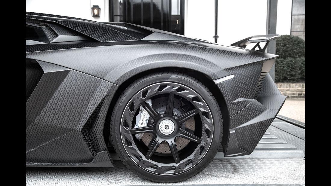 Lamborghini Aventador Tuning von Mansory J.S.1 Edition