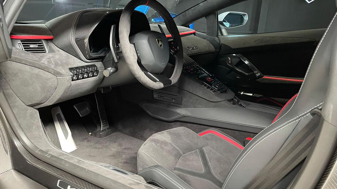 Lamborghini Aventador Ultimae 2021
